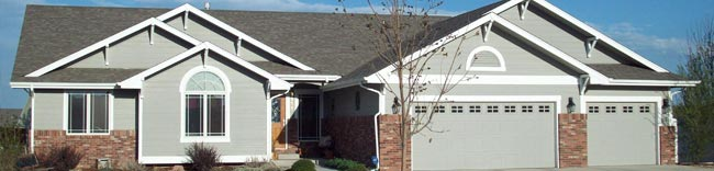 Semi-Custom Home at St. Micheals 1 - Greeley, CO
